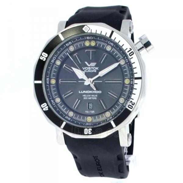 Vyriškas laikrodis Vostok Europe Lunokhod NH35A-6205210 Paveikslėlis 2 iš 2 310820010579