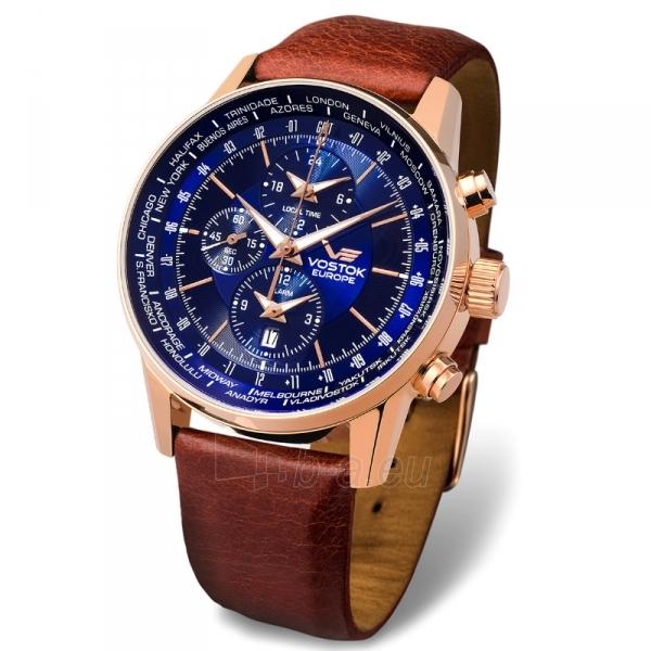 Vyriškas laikrodis Vostok Europe YM26-5609256 Paveikslėlis 1 iš 8 310820062492
