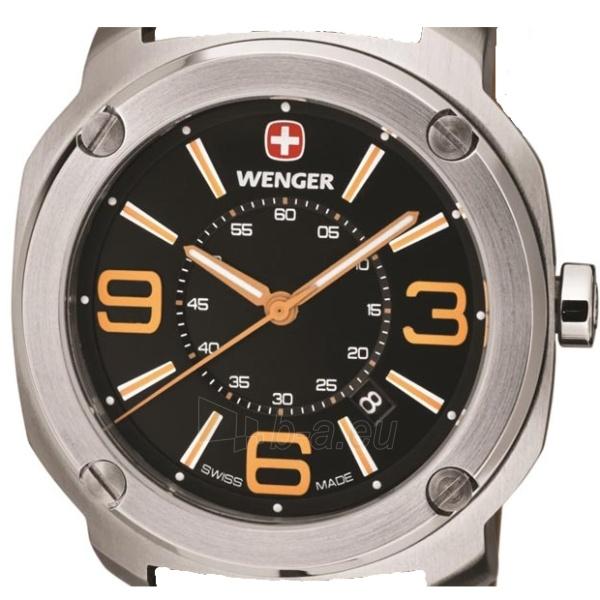 Male laikrodis WENGER  ESCORT 01.1051.102 Paveikslėlis 2 iš 9 30069609700