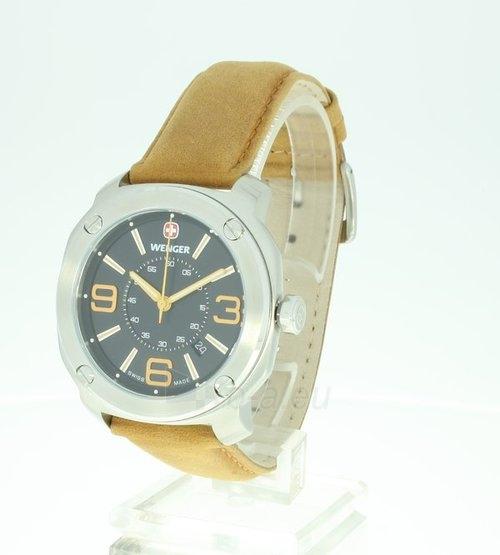 Male laikrodis WENGER  ESCORT 01.1051.102 Paveikslėlis 5 iš 9 30069609700
