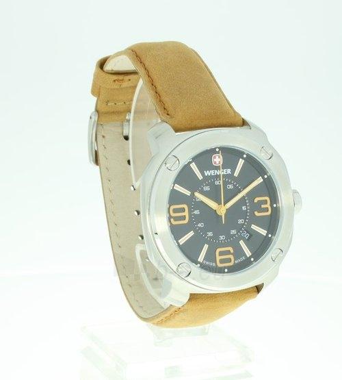 Male laikrodis WENGER  ESCORT 01.1051.102 Paveikslėlis 9 iš 9 30069609700