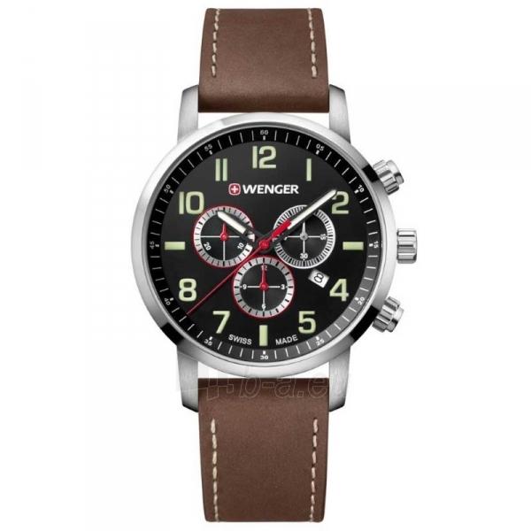 Vyriškas laikrodis WENGER ATTITUDE CHRONO 01.1543.103 Paveikslėlis 1 iš 3 310820105650