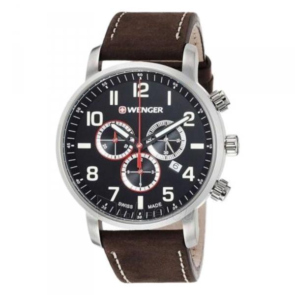 Vyriškas laikrodis WENGER ATTITUDE CHRONO 01.1543.103 Paveikslėlis 3 iš 3 310820105650