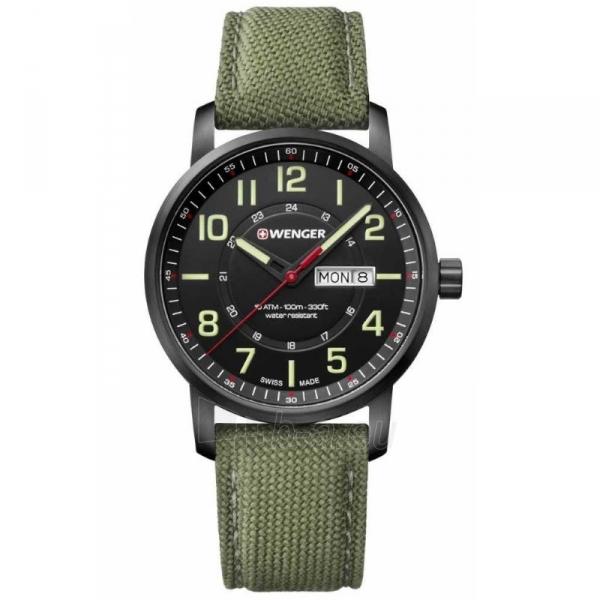 Vyriškas laikrodis WENGER ATTITUDE HERITAGE 01.1541.104 Paveikslėlis 1 iš 2 310820105641