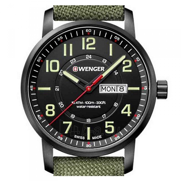 Vyriškas laikrodis WENGER ATTITUDE HERITAGE 01.1541.104 Paveikslėlis 2 iš 2 310820105641
