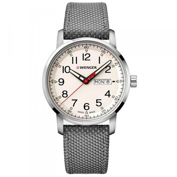 Vyriškas laikrodis WENGER ATTITUDE HERITAGE 01.1541.106 Paveikslėlis 1 iš 3 310820105642