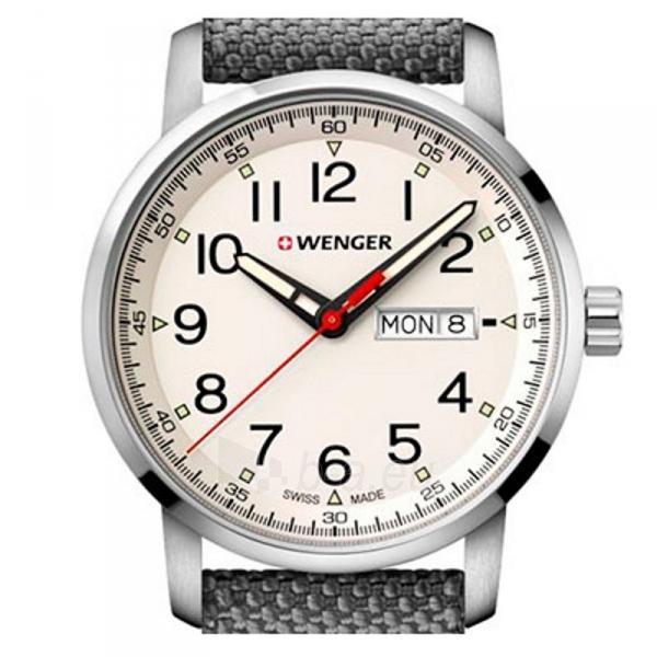 Vyriškas laikrodis WENGER ATTITUDE HERITAGE 01.1541.106 Paveikslėlis 2 iš 3 310820105642