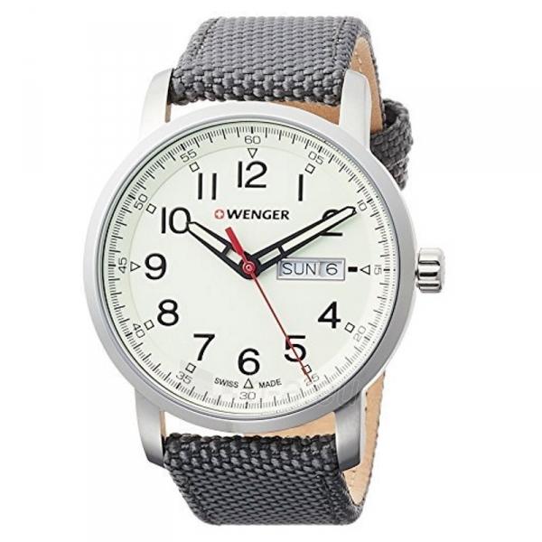 Vyriškas laikrodis WENGER ATTITUDE HERITAGE 01.1541.106 Paveikslėlis 3 iš 3 310820105642