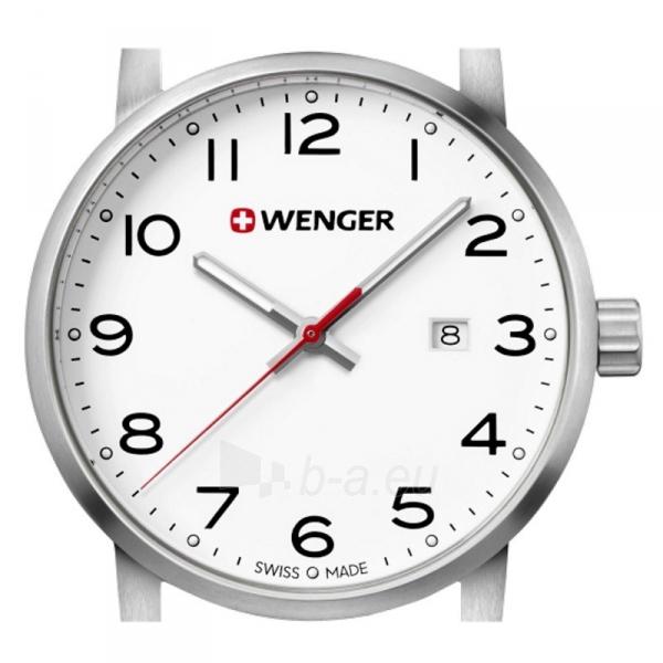 Vyriškas laikrodis WENGER AVENUE 01.1641.106 Paveikslėlis 2 iš 2 310820105585