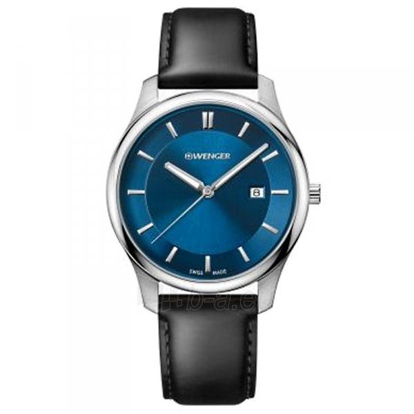 Vīriešu pulkstenis WENGER CITY CLASSIC 01.1441.118 Paveikslėlis 1 iš 4 310820105651