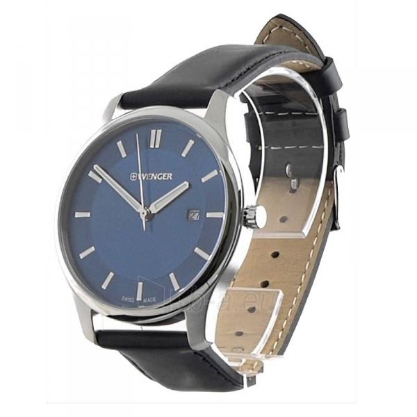 Vīriešu pulkstenis WENGER CITY CLASSIC 01.1441.118 Paveikslėlis 2 iš 4 310820105651