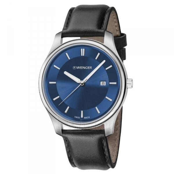 Vīriešu pulkstenis WENGER CITY CLASSIC 01.1441.118 Paveikslėlis 3 iš 4 310820105651