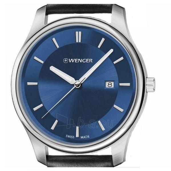 Vīriešu pulkstenis WENGER CITY CLASSIC 01.1441.118 Paveikslėlis 4 iš 4 310820105651