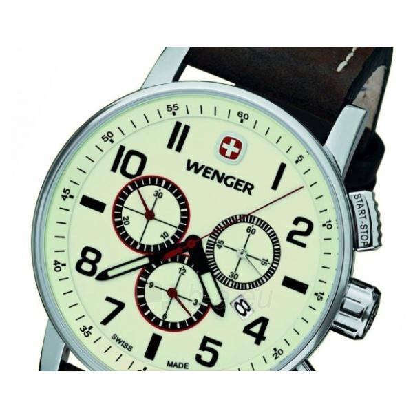 Male laikrodis WENGER COMMANDO CHRONO 01.1243.105 Paveikslėlis 2 iš 8 30069609706