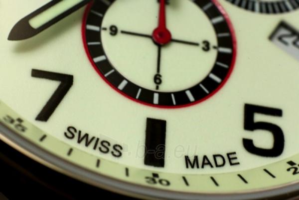 Male laikrodis WENGER COMMANDO CHRONO 01.1243.105 Paveikslėlis 3 iš 8 30069609706