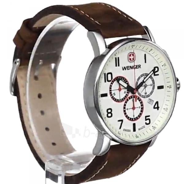 Male laikrodis WENGER COMMANDO CHRONO 01.1243.105 Paveikslėlis 6 iš 8 30069609706