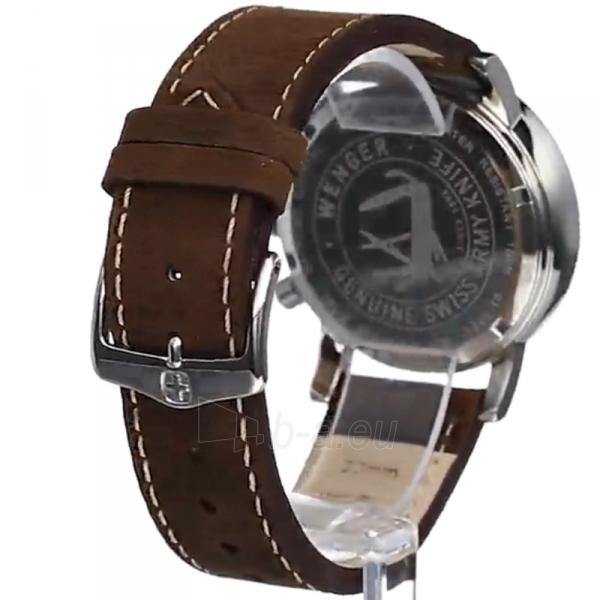 Male laikrodis WENGER COMMANDO CHRONO 01.1243.105 Paveikslėlis 7 iš 8 30069609706
