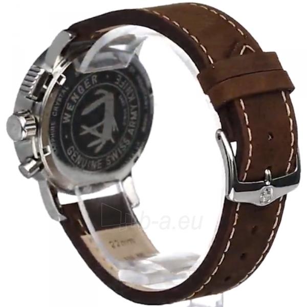 Male laikrodis WENGER COMMANDO CHRONO 01.1243.105 Paveikslėlis 8 iš 8 30069609706