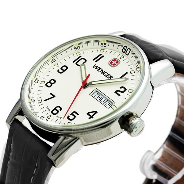Male laikrodis WENGER COMMANDO DAY-DATE 70160.XL Paveikslėlis 2 iš 4 30069609707