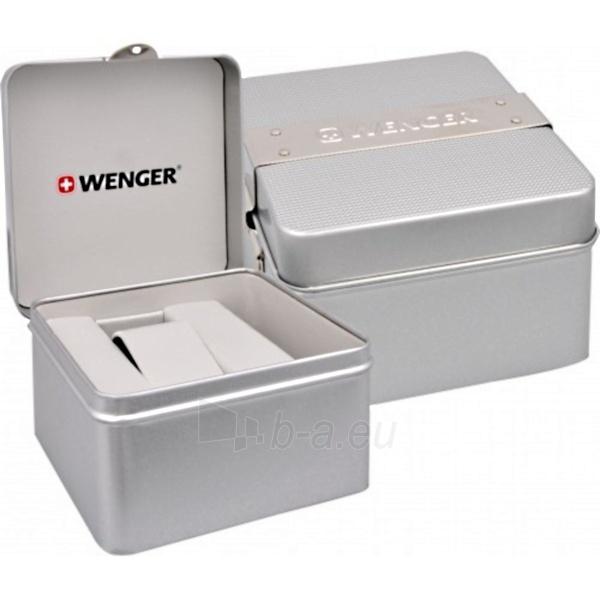 Male laikrodis WENGER COMMANDO DAY-DATE 70160.XL Paveikslėlis 4 iš 4 30069609707