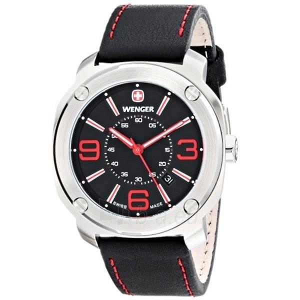 Male laikrodis WENGER ESCORT 01.1051.103 Paveikslėlis 1 iš 5 310820010536