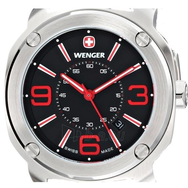 Male laikrodis WENGER ESCORT 01.1051.103 Paveikslėlis 3 iš 5 310820010536