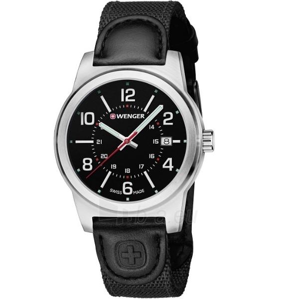 Vyriškas laikrodis WENGER FIELD CLASSIC 01.0441.164 Paveikslėlis 2 iš 4 310820052944