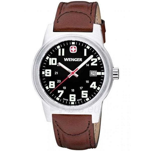 Male laikrodis WENGER FIELD CLASSIC 72800W Paveikslėlis 1 iš 4 310820010537