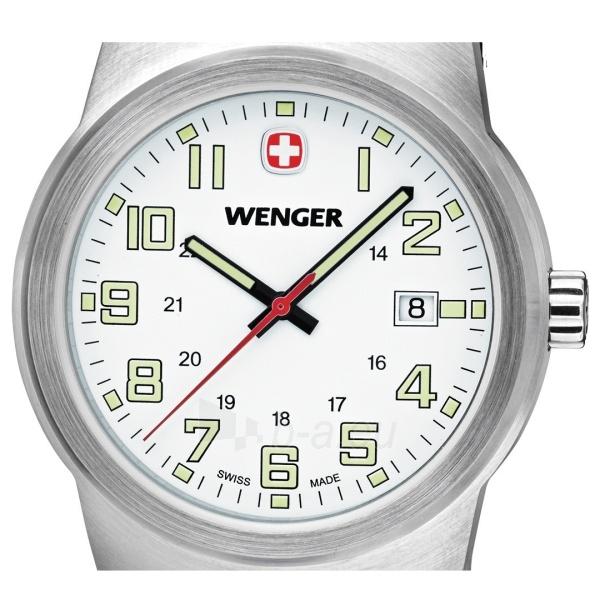 Vīriešu pulkstenis WENGER FIELD CLASSIC 72801W Paveikslėlis 1 iš 8 30069609713