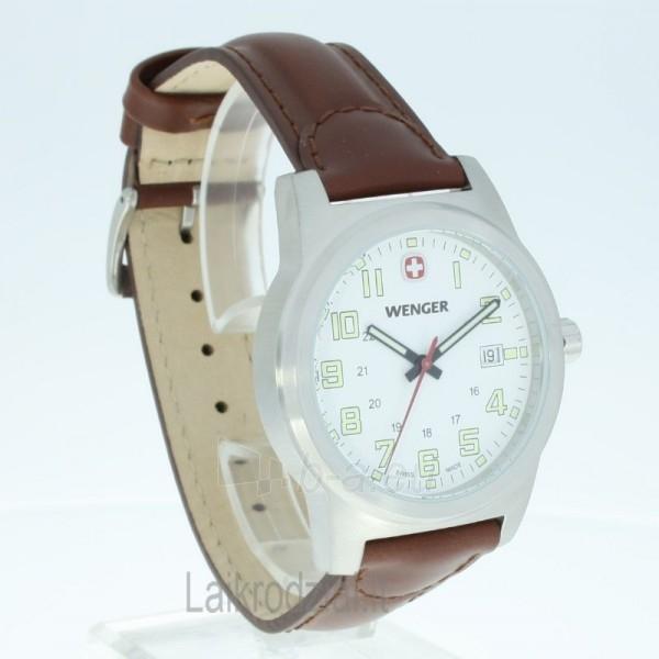 Vīriešu pulkstenis WENGER FIELD CLASSIC 72801W Paveikslėlis 7 iš 8 30069609713