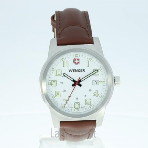 Vīriešu pulkstenis WENGER FIELD CLASSIC 72801W Paveikslėlis 8 iš 8 30069609713