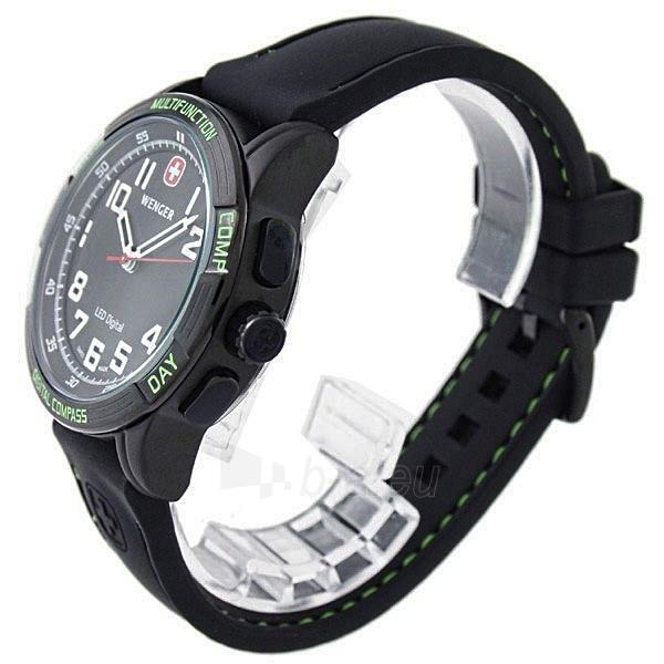Vyriškas laikrodis WENGER LED NOMAD 70433 Paveikslėlis 6 iš 6 310820010535