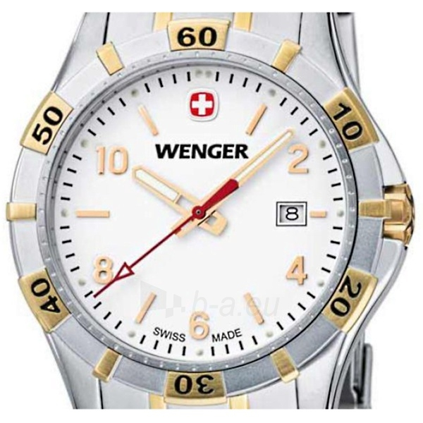 Vyriškas laikrodis WENGER PLATOON GENT 01.0941.105 Paveikslėlis 2 iš 9 310820010343