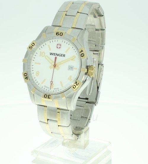 Vyriškas laikrodis WENGER PLATOON GENT 01.0941.105 Paveikslėlis 4 iš 9 310820010343