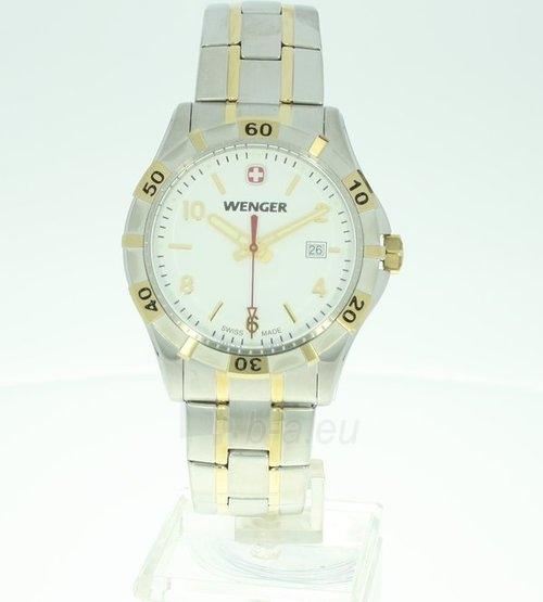 Vyriškas laikrodis WENGER PLATOON GENT 01.0941.105 Paveikslėlis 9 iš 9 310820010343