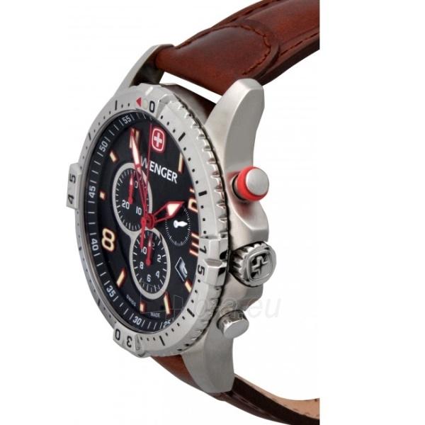 Vyriškas laikrodis WENGER SQUADRON CHRONO 77051 Paveikslėlis 3 iš 5 310820010523