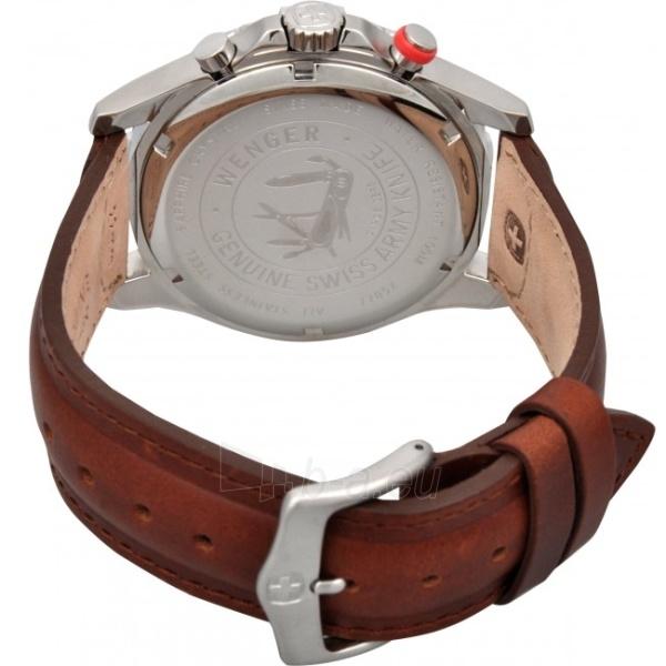 Vyriškas laikrodis WENGER SQUADRON CHRONO 77051 Paveikslėlis 4 iš 5 310820010523
