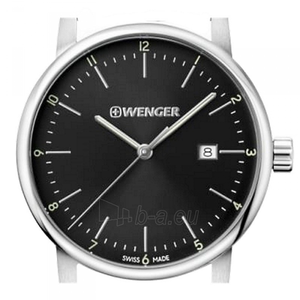 Vyriškas laikrodis WENGER URBAN CLASSIC 01.1741.114 Paveikslėlis 2 iš 2 310820105612