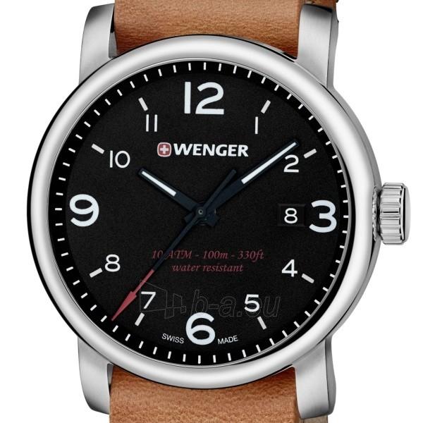 Vyriškas laikrodis WENGER URBAN METROPOLITAN 01.1041.136 Paveikslėlis 4 iš 4 310820104961