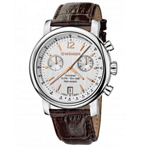 Vīriešu pulkstenis WENGER URBAN VINTAGE CHRONO 01.1043.110 Paveikslėlis 1 iš 4 310820053113