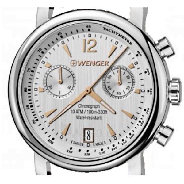 Vīriešu pulkstenis WENGER URBAN VINTAGE CHRONO 01.1043.110 Paveikslėlis 4 iš 4 310820053113