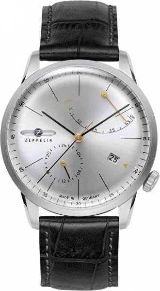 Vyriškas laikrodis Zeppelin Flatline 7366-4 Paveikslėlis 1 iš 2 310820112338