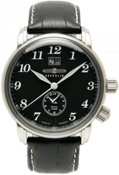 Vyriškas laikrodis Zeppelin LZ 127 Graph Zeppelin 7644-2 Paveikslėlis 1 iš 2 310820112348