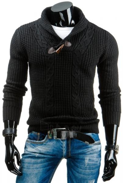 Vyriškas megztinis Bailey (Juodas) Paveikslėlis 1 iš 6 310820043616