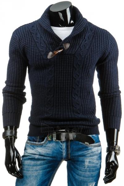 Vyriškas megztinis Bailey (Tamsiai mėlynas) Paveikslėlis 1 iš 6 310820043617