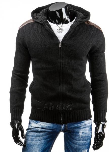 Vyriškas megztinis Baldwin (Juodas) Paveikslėlis 1 iš 6 310820031417