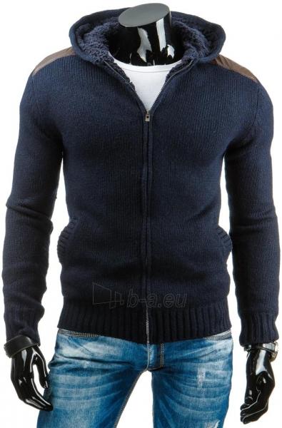 Vyriškas megztinis Baldwin (Tamsiai mėlynas) Paveikslėlis 1 iš 6 310820031419