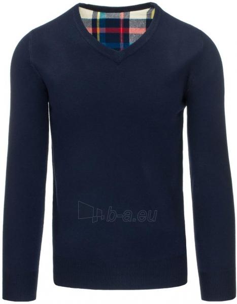 Vyriškas megztinis Bari (Tamsiai mėlynas) Paveikslėlis 1 iš 7 310820043627