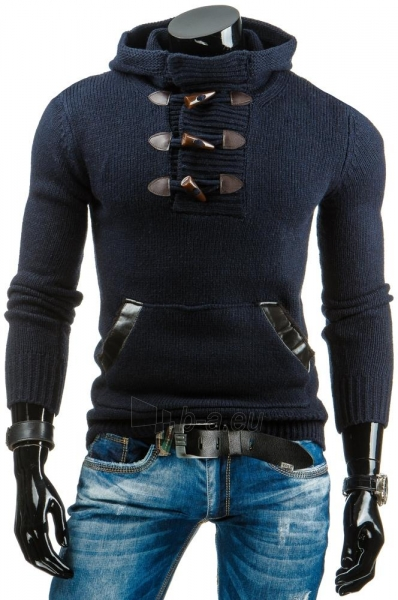 Vyriškas megztinis Barney (Tamsiai mėlynas) Paveikslėlis 1 iš 6 310820043619