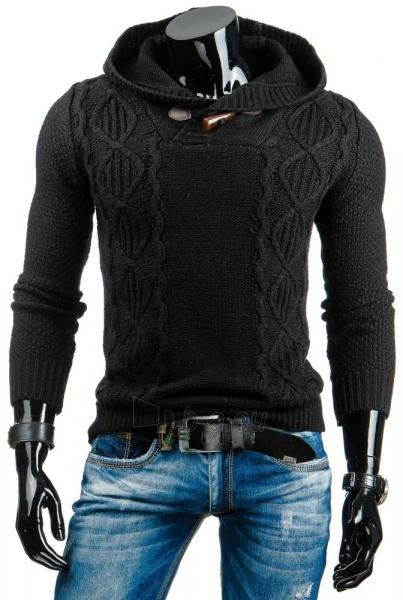 Vyriškas megztinis Barrett (Juodas) Paveikslėlis 1 iš 6 310820031416